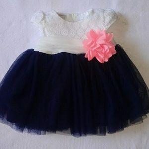 💥3/$25💥Koala Kids Boutique Lace & Ruffle Dress